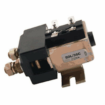 Contactor Albright Part # SW80B-36/48 - Brand New