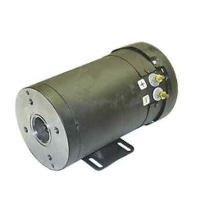 New Hyster Electric 36 Volt Dc Forklift Power Steering Motor (325680)