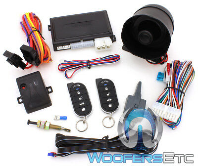 Astra A4 Complete Car Auto Two 5 Button Remote Engine Start Alarm Scytek New