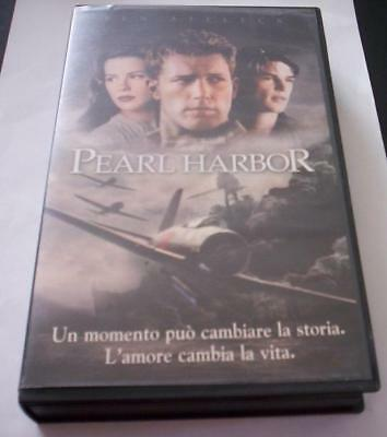 PEARL HARBOR film VHS originale Ben Affleck 2001