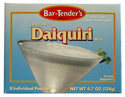 Bar-Tender's Brand Instant Daiquiri Cocktail Mix