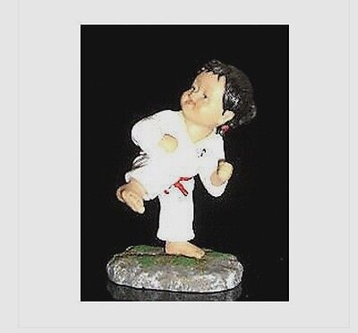 Statuetta Karatejapan Street Fighter Goju Figures Budo In Many Styles Sporting Goods Other Combat Sport Supplies