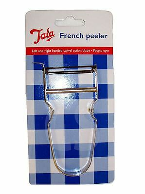 Tala French Vegetable Peeler - Stainless Steel