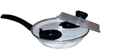 Pendeford Two Cup Egg Poacher Poach Poaching Pan Cooker