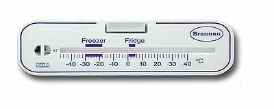 Brannan Horizontal Fridge or Freezer Thermometer 653654
