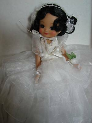 """Tonner 8"""" Tiny Betsy McCall MAGNOLIA COTILLION DOLL NRFB LE300"""