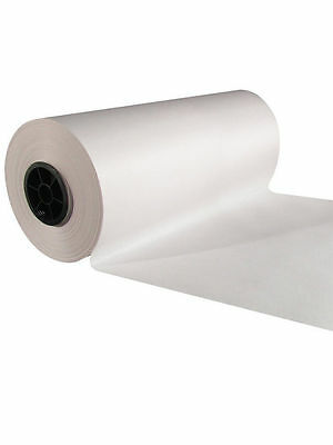 """18""""  White Butcher roll  Food Wrap Paper Roll"""