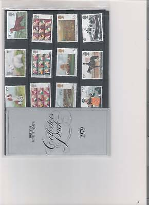 1979 Royal Mail Collectors Year Pack  Mint Decimal Stamps