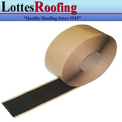 """12 cases - 3"""" x100' 4- rolls/case ROOFING seaming tape"""