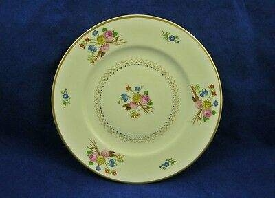 """Syracuse China Old Ivory COVENTRY Pie Plate~7.2"""""""