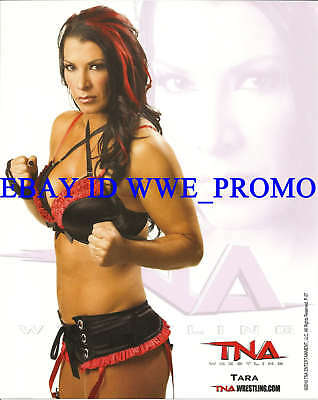 TNA PROMO P-27 PHOTO 8x10 Knockout Tara VICTORIA