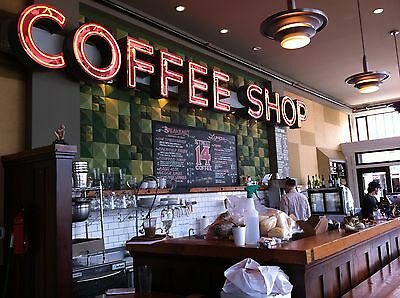 Coffee Shop Start Up Business Plan NEW!
