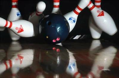 Bowling Alley Start Up Sample Business Plan NEW!