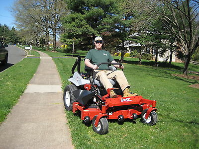 Lawn Care Service Sample Business Plan commercial ztr