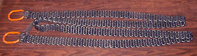Alloy Chain Sling 20' 8600 lb Capacity Lifting Rigging