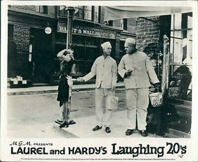 Laurel And Hardy's Laughing 20's Original Lobby Card