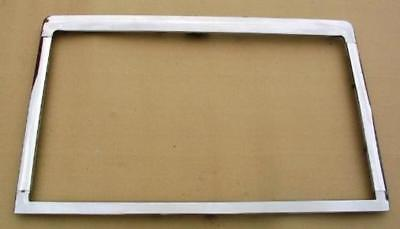 International 9200/9400 Early Grill Trim Stainless