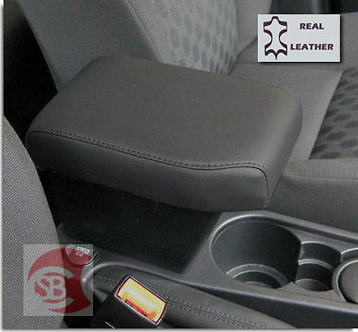 Land Rover Freelander 2 Armrest - Real Leather - Black