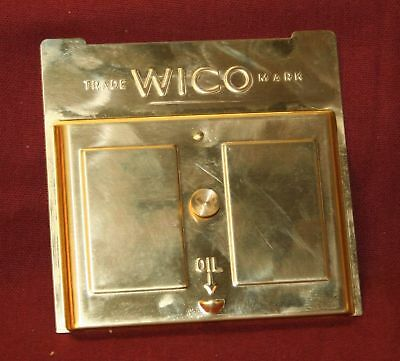Wico EK Mag Magneto Front w/ button hit miss gas engine