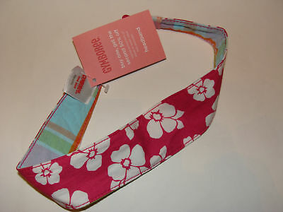 Gymboree Your Choice of Soft Headbands One Size Malibu Citrus Floral Holiday