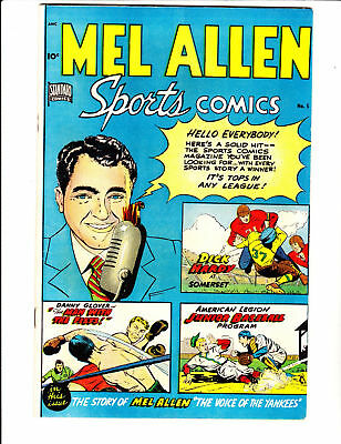 Mel Allen 5 (1949)- in Fine condition: FREE to combine