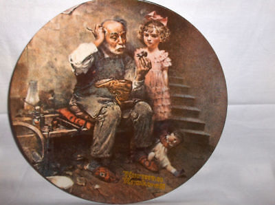 The Cobbler`1978` 2ND In Collection`Plate`Edwin knowles