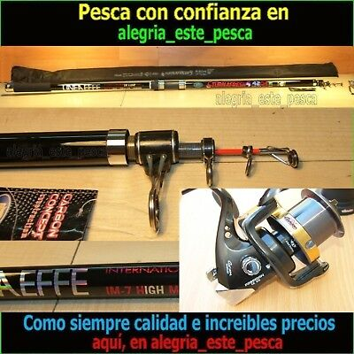 PESCA EQUIPO SURF CAST TURNAFRESH 4.20m + POSEIDON 8000