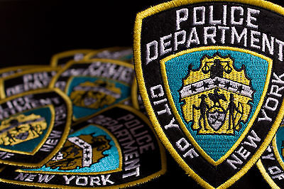LOT OF Police Department City of New York - Patch