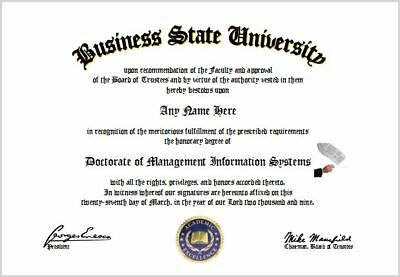 Management Information Systems Diploma - MIS Diploma