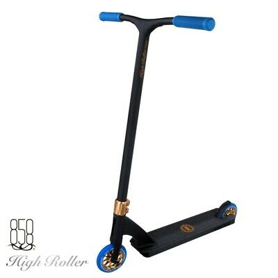 Madd Gear Mgp Vx7 Extreme Complete Scooter Le Swirls Rave - Free Shipping