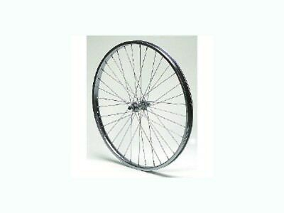 "26"" (65Cm) Bike Bicycle Rims Wheel Front Chrome - Free Shipping"