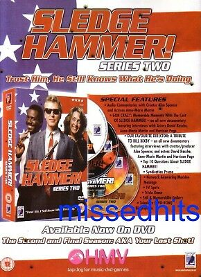 Sledgehammer-2005 magazine advert