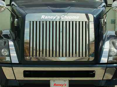 Volvo Truck VNL 64T Grill with Vertical Bars For 2004 & Newer Gen 2 Trucks