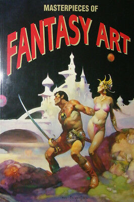 Masterpiecec Of Fantasy Art 1991