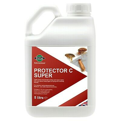 Insect Killer Spray Bed Bug Killer Flea Treatment Home Use