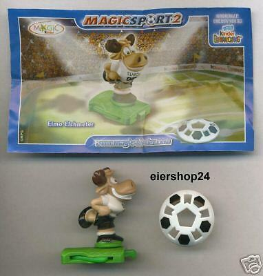 Sonderfigur Elmo Elchmeter + BPZ / Magic Sport 2