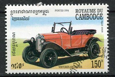 Timbre  Voiture  Opel 1924
