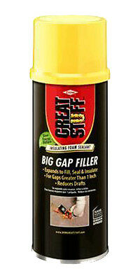Great Stuff Big Gap Filler by Dow - Spray Foam Insulation - 12oz