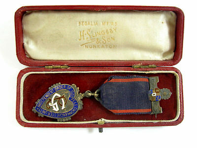 Manchester Unity Independent Order Of Oddfellows Box