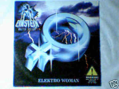 "EINSTEIN DOCTOR DEEJAY Elektro woman 12"" ITALO ZONE"