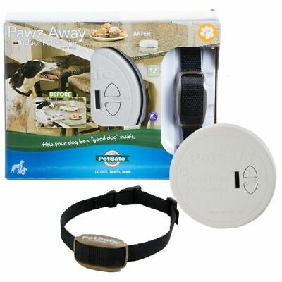 Petsafe PAWZ AWAY Indoor Wireless Pet Barrier Keep Dogs OUT AWAY Warranty