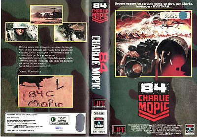 84 Charlie Mopic (1989) VHS