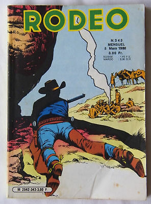Rodeo N° 343 1980 Be