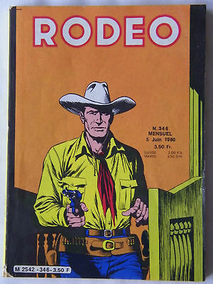 Rodeo N° 346 1980 Be