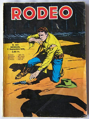 Rodeo N° 301 1976 Be