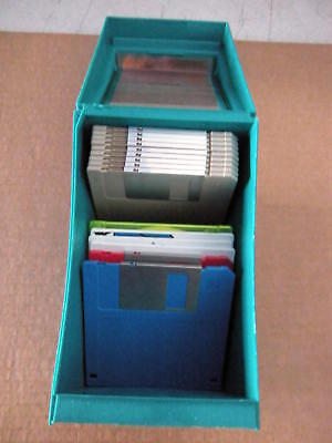 "Used 3.5"" Floppy Disk/Software Tray w/dividers - SEE MANY CHOICES BELOW"