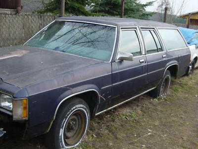 1979 FORD LTD STATION WAGON Kotflügel/Front Fender