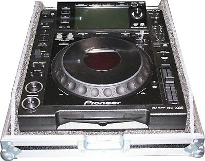 Flight case CDJ 2000 Pionier mix diffusore dj diffusore