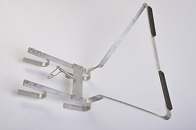 """Uk Made Aluminium  """"S""""  Ladder Stand Off   Direct From Manufacture"""