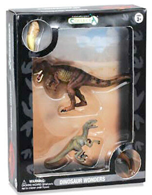 *NEW* CollectA 89126 Dinosaur 2 Piece Box Set